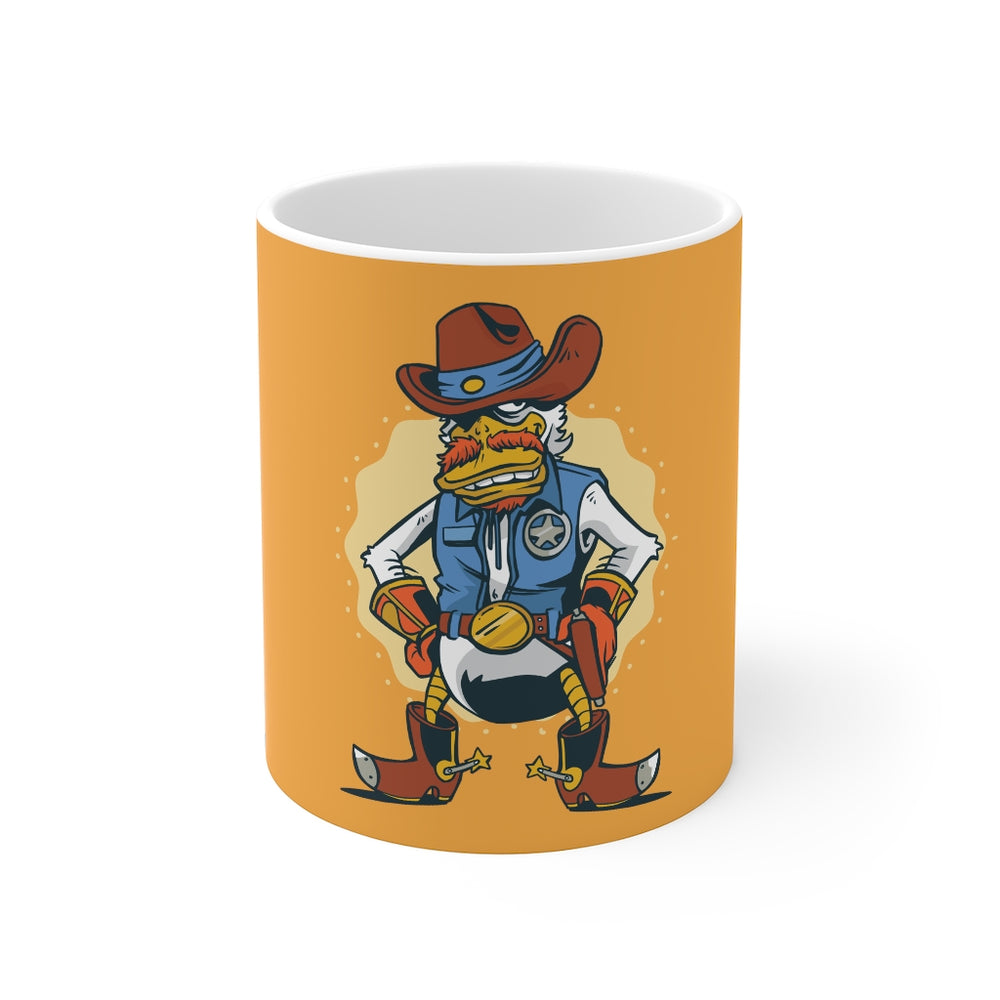 Duck Coffee Mug | Texas Duck Ranger | Duck Coffee Mug | sumoearth 🌎