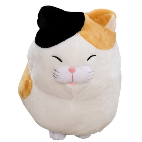 Cat Plush | Fat Cat Plush Toy - Cat Stuffed Animal | sumoearth 🌎