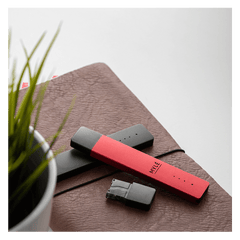 V4 Hot Red MYLÉ Pod Vape Device in UAE. Dubai, Abu Dhabi, Sharjah, Ajman - MYLÉ Vape Dubai