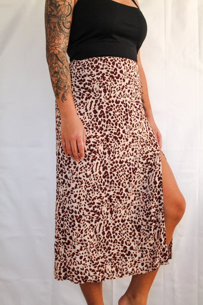 Stacey Midi Skirt - Andrea Louis