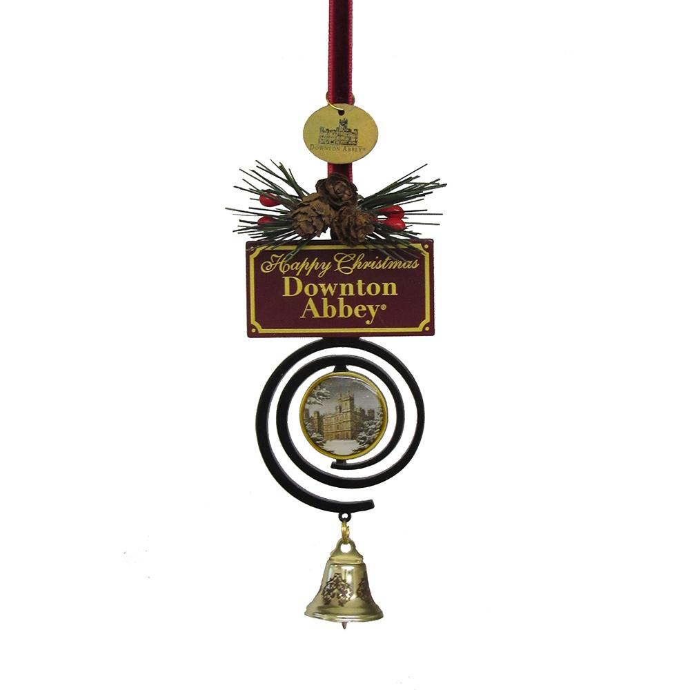 Kurt Adler Downton Abbey Bell Ornament, DA2183