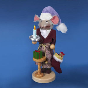 Kurt Adler 17-Inch Steinbach The Night Before Christmas Mouse Nutcracker, ES1932