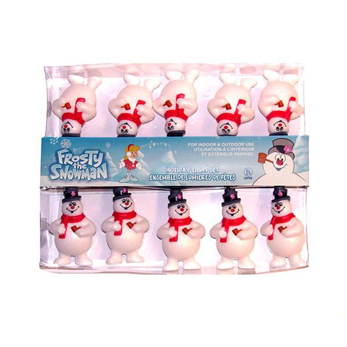 Kurt Adler Frosty The Snowman Light Set, FT9161
