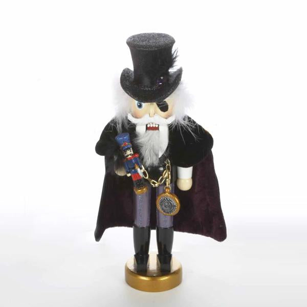 Kurt Adler 12-Inch Hollywood Drosselmeyer Nutcracker, HA0028D
