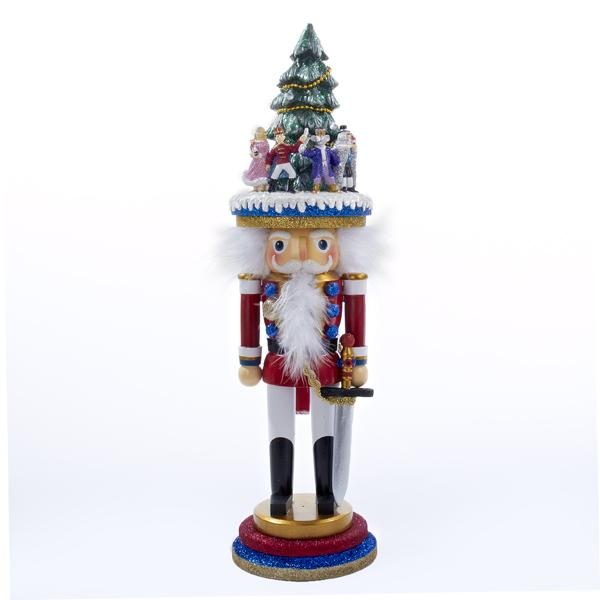 Kurt Adler 19-Inch Hollywood Nutcracker Suite Nutcracker, HA0197
