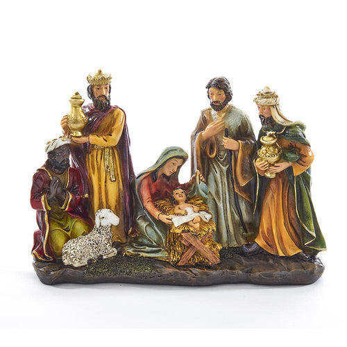 Kurt Adler Nativity Table Piece, N1016