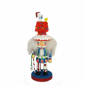 Kurt Adler 12-Inch Peanuts© Snoopy Hollywood Nutcracker, PN6171L