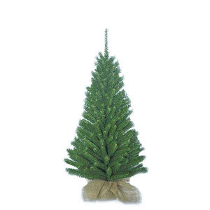 Kurt Adler 18-Inch Miniature Pine Christmas Tree, TR2044
