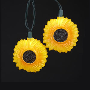 Kurt Adler Sunflower Light Set, UL4248