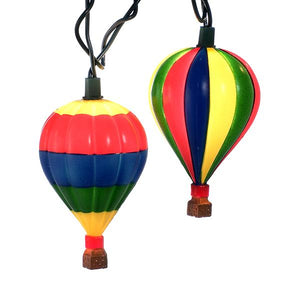 Kurt Adler Hot Air Balloon Light Set, UL4292