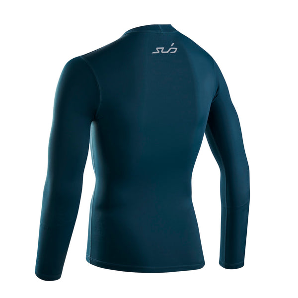 DUAL MENS L/S COMPRESSION TOP