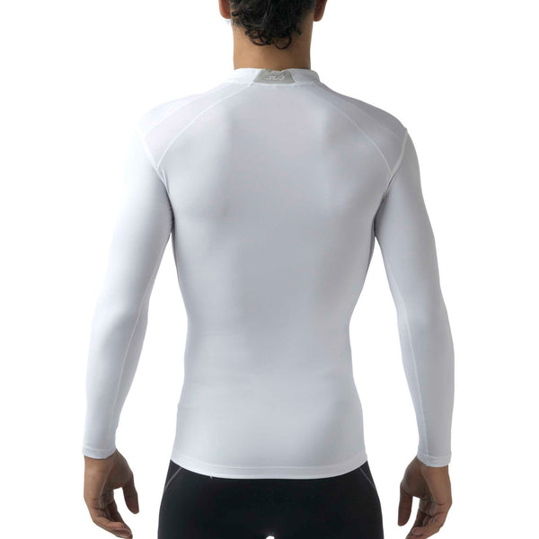 DUAL 2.0 MENS L/S COMPRESSION TOP