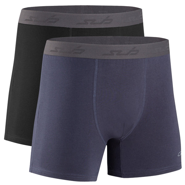 CORE Mens Boxer Shorts (2 Pack)