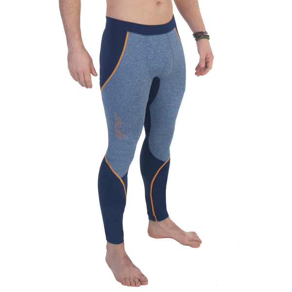 FITTED COLD MENS THERMAL LEGGINGS