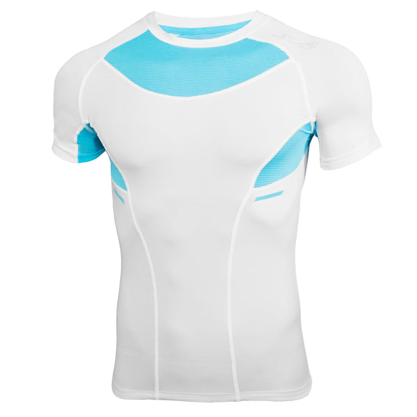HEAT 2.0 MENS SEMI-COMPRESSION SHORT SLEEVE TOP