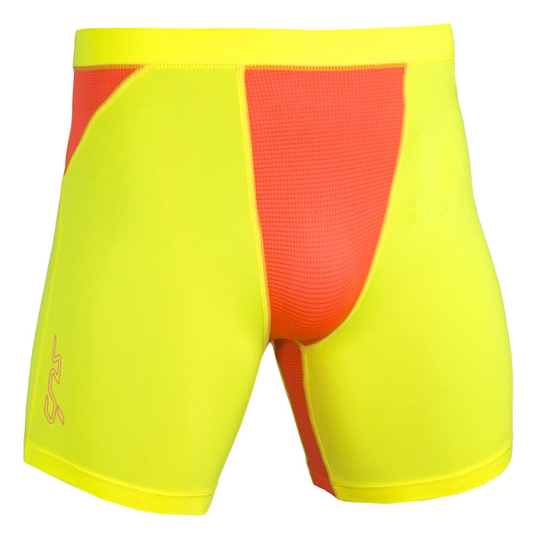 HEAT 2.0 MENS SEMI-COMPRESSION BOXER SHORTS