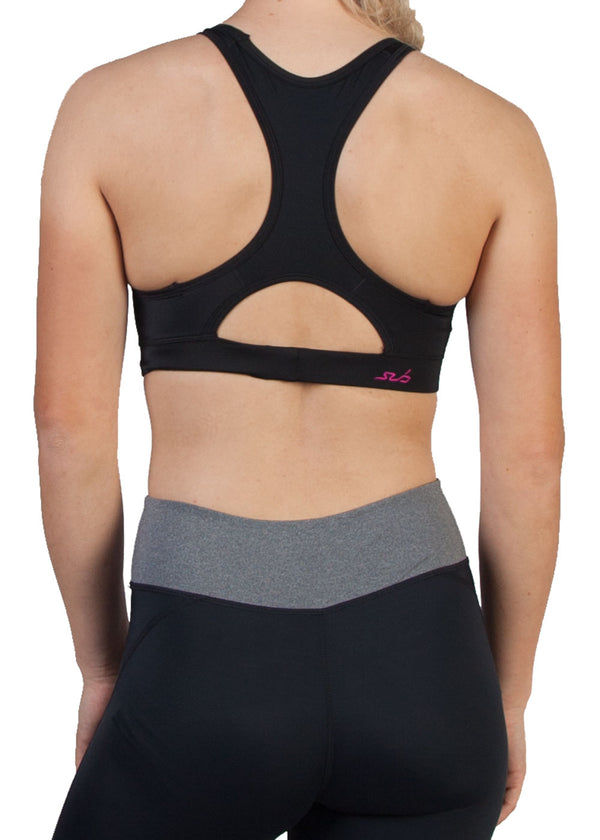ELITE RX WOMENS COMPRESSION SPORTS BRA