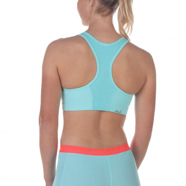 DUAL 2.0 WOMENS COMPRESSION SPORTS BRA