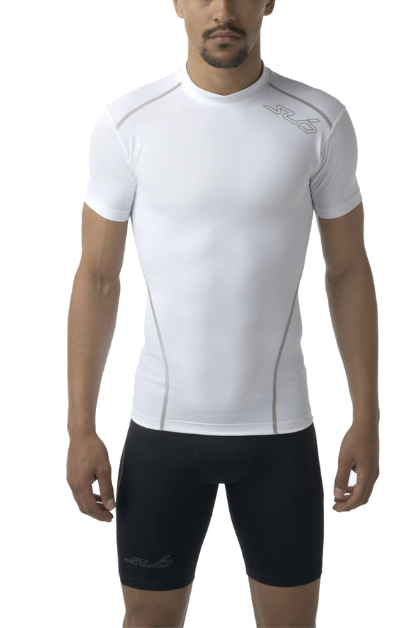 DUAL 2.0 MENS S/S COMPRESSION TOP