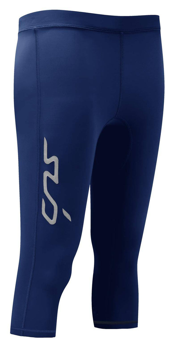 DUAL WOMENS 3/4 COMPRESSION LEGGINGS