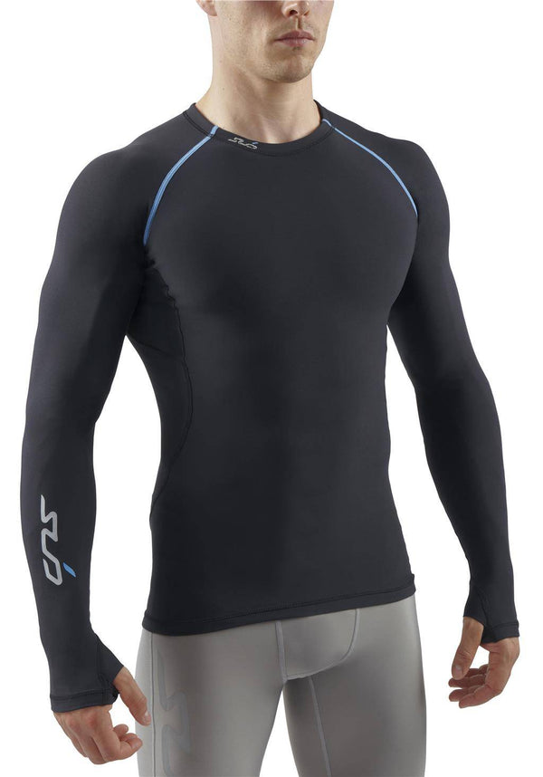 FREEZE MENS L/S SEMI-COMPRESSION TOP