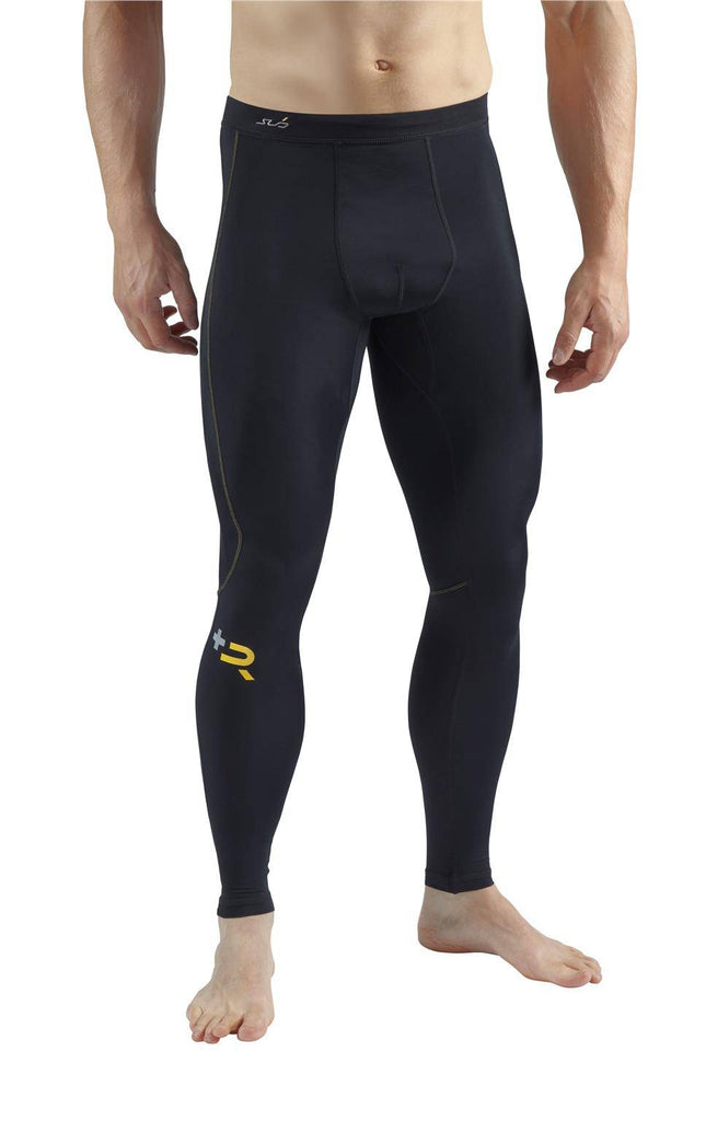 Elite R Mens Recovery Compression Leggings Sub Sports