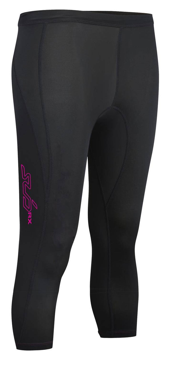 ELITE RX WOMENS 3/4 COMPRESSION LEGGINGS