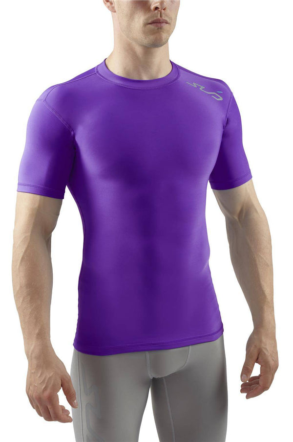 COLD MENS S/S COMPRESSION TOP
