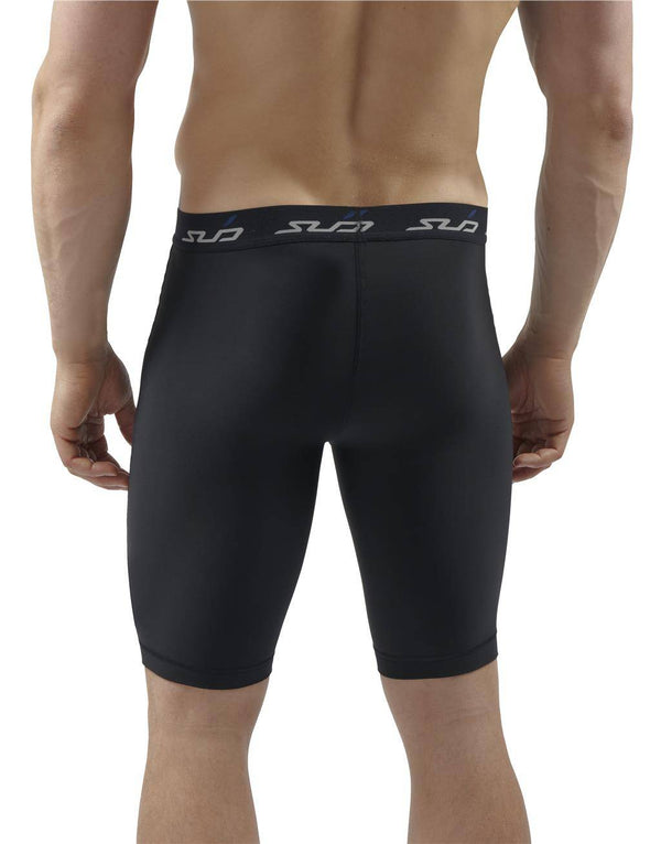 COLD MENS COMPRESSION SHORTS