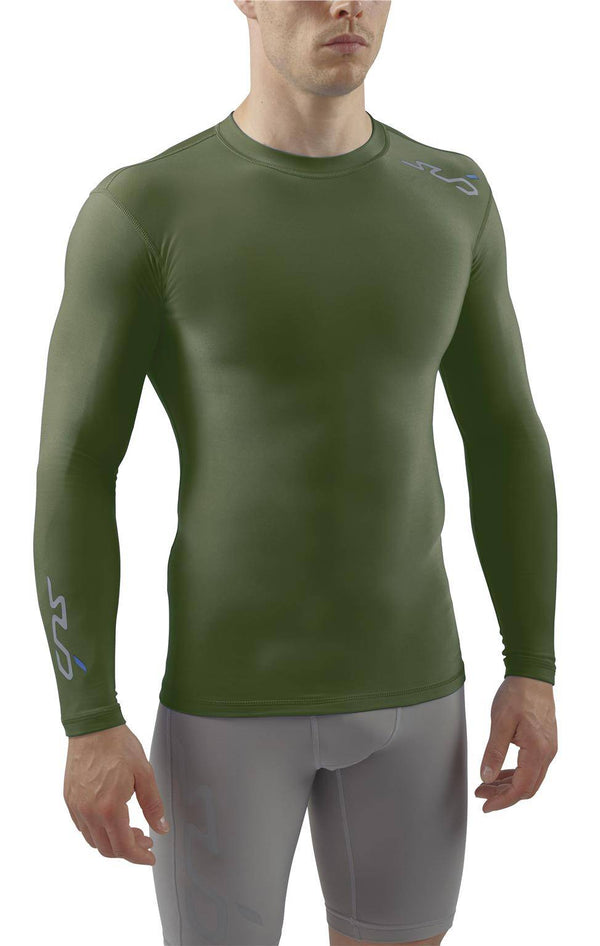 COLD MENS L/S COMPRESSION TOP