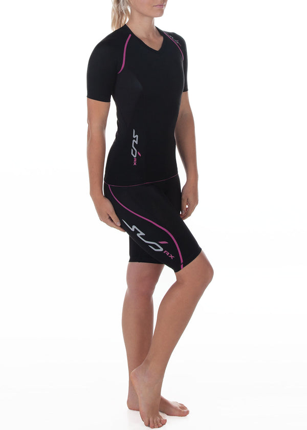ELITE RX WOMENS S/S COMPRESSION TOP