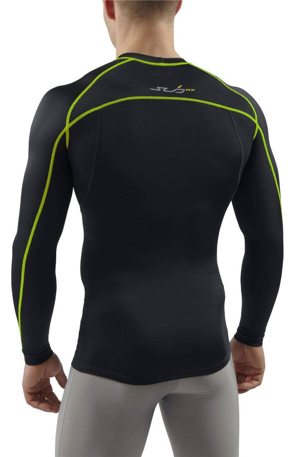 ELITE RX MENS L/S COMPRESSION TOP