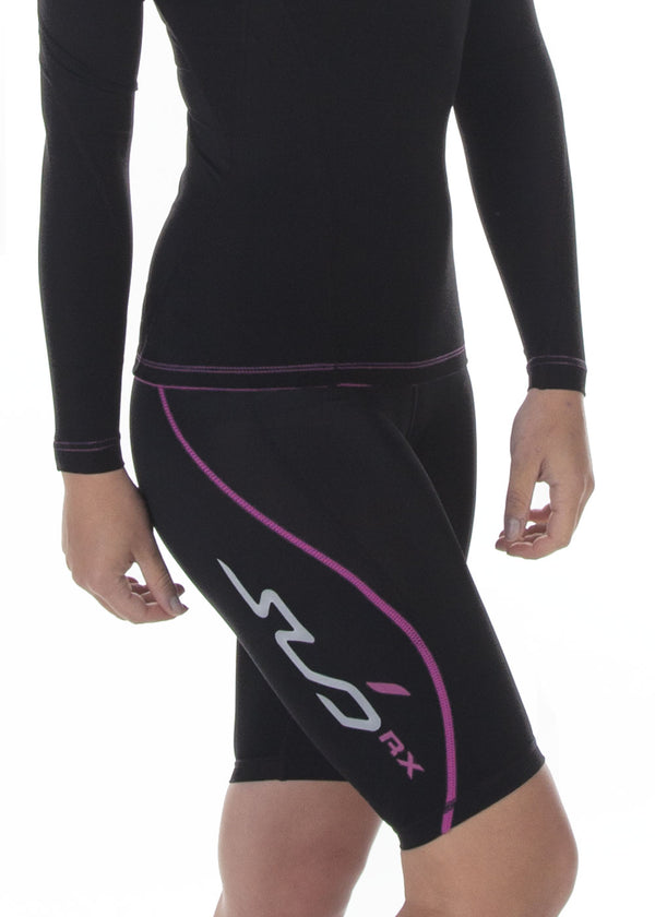 ELITE RX WOMENS COMPRESSION SHORTS