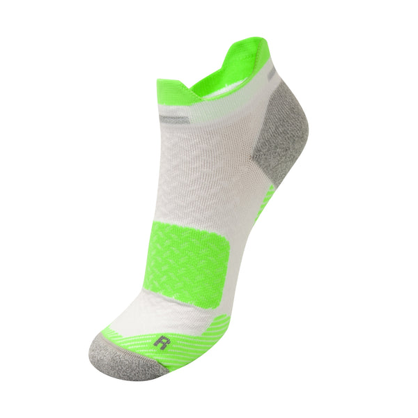 R360 2 PACK REFLECTIVE RUNNING SOCKS