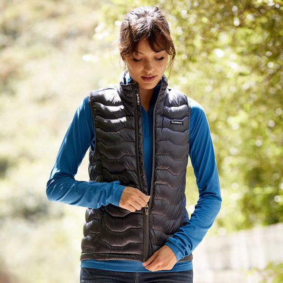 Ariat Ideal 3.0 Down Vest,  Periscope