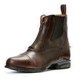 Ariat® Devon Nitro™ Zip Paddock Boot,  Waxed Chocolate