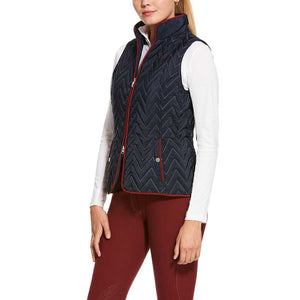 Ariat® Ladies Ashley Vest,  Navy