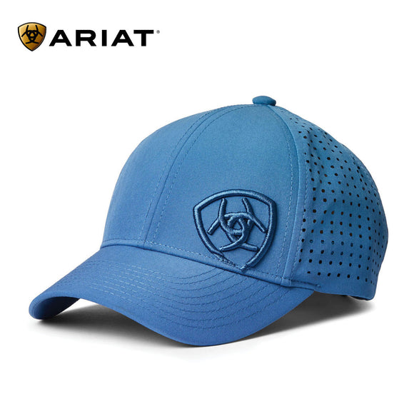 Ariat® Tri Factor Cooling Cap,  Blue Heather