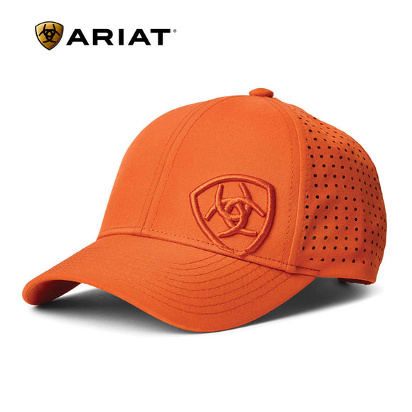 Ariat® Tri Factor Cooling Cap,  Red Clay