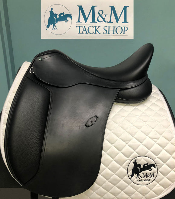 TEST RIDE Arena Dressage Saddle with HART
