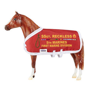 Breyer® Sergeant Reckless,  Korean War Hero
