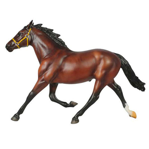 Breyer® Foiled Again, Richest Harness Horse