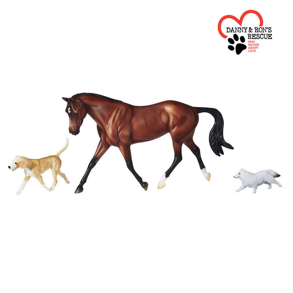 Breyer® Protocol, Legendary Hunter, Gift Set