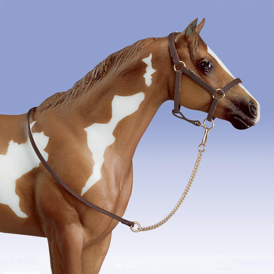 Breyer® Halter with Lead