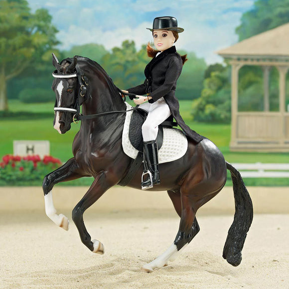 Breyer Megan, Dressage Rider, 8