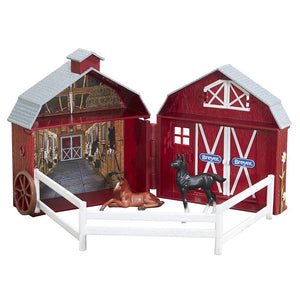 Breyer® Friendship Foals Pocket Barn