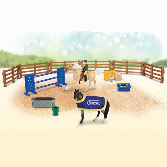 Breyer® Stablemates English Play Set