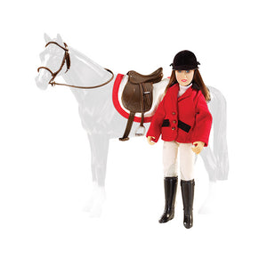 "Breyer® Chelsea, Show Jumper,  6""Figure"