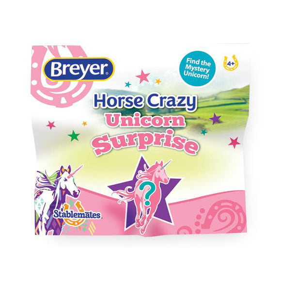 Breyer® Stablemates Mystery Unicorn Surprise