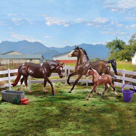 Breyer® Classics Freedom Series Pony Power Set